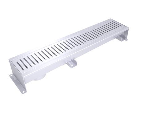 Purus Channel 100 with Rib Grate