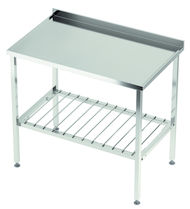 Workbench with Grill Shelf