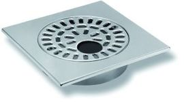6mm Grate, 200x200mm, Inlet