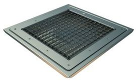 300x300mm L15 Grate Only for Vinyl
