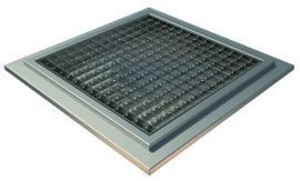 300x300mm L15 Grate Only for Tiles with Gluing Flange