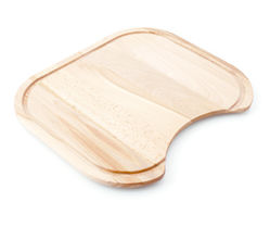 Chopping Board, Curved Edge